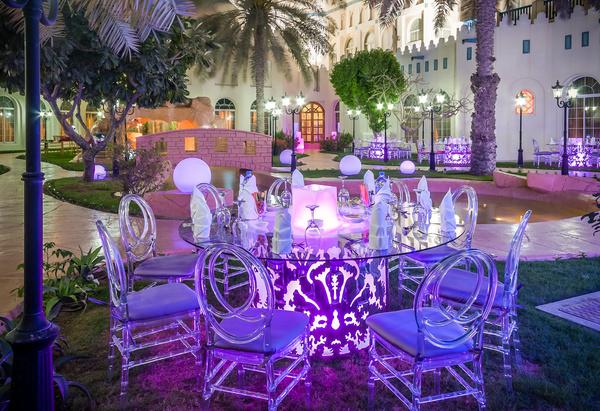 النادي الدبلوماسي - الحدائق والنوادي - الدوحة