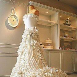 السيدة  الأندلسي-فستان الزفاف-الرباط-4