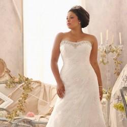 السيدة  الأندلسي-فستان الزفاف-الرباط-3