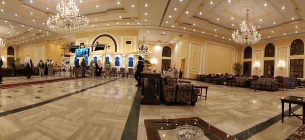 قاعة الشيخة بدرية الاحمد - للرجال - قصور الافراح - مدينة الكويت