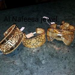 مجوهرات الحجارة النفيسة-خواتم ومجوهرات الزفاف-مسقط-5