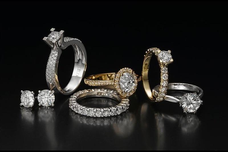 مجوهرات واصف - خواتم ومجوهرات الزفاف - القاهرة