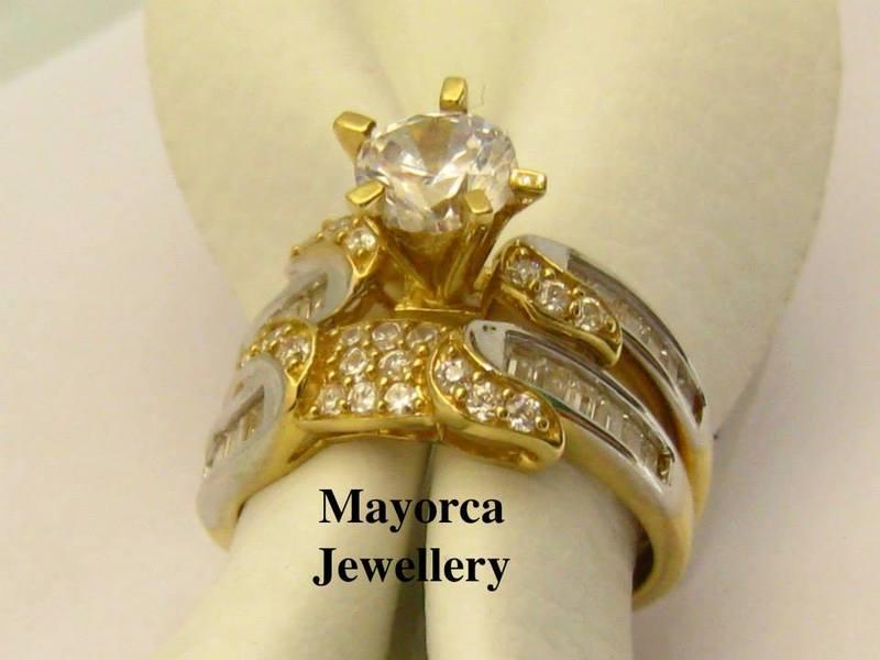 مجوهرات مايوركا - خواتم ومجوهرات الزفاف - القاهرة