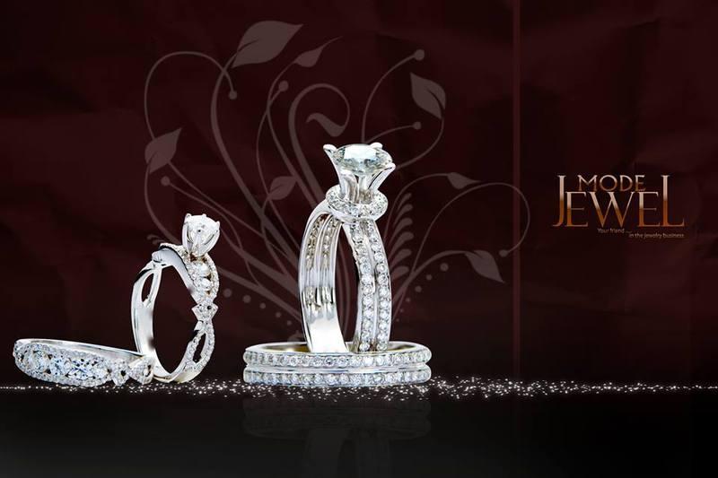 مود للمجوهرات - خواتم ومجوهرات الزفاف - القاهرة