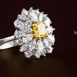 نيو تركواز الماس-خواتم ومجوهرات الزفاف-القاهرة-5