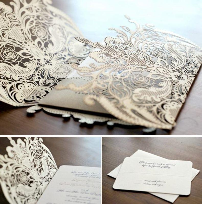 طابريزي للتصميم - دعوة زواج - القاهرة