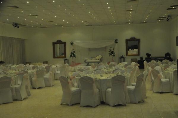 قاعة ليلاك فى مدينة الرحاب - قصور الافراح - القاهرة