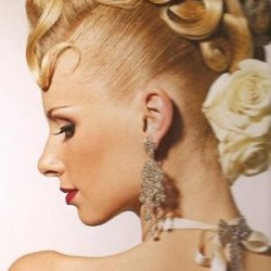 الجمال في المنزل-الشعر والمكياج-مراكش-2