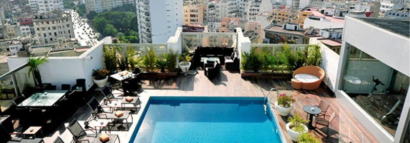 هوسا كازابلانكا بلازا - الفنادق - الدار البيضاء