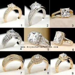 مجوهرات فاتن-خواتم ومجوهرات الزفاف-الدار البيضاء-2