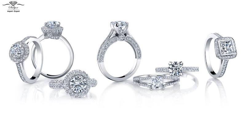 ساديور - خواتم ومجوهرات الزفاف - الدار البيضاء