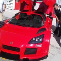 جولف درايف-سيارة الزفة-دبي-5