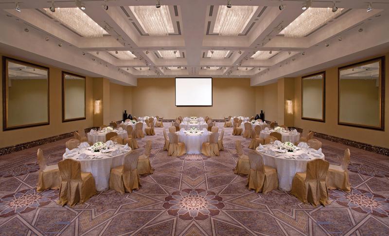 فندق شانغريلا ابوظبي, قرية البري - الفنادق - أبوظبي