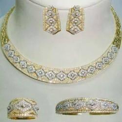 مجوهرات الذهب اوداود-خواتم ومجوهرات الزفاف-الدار البيضاء-5