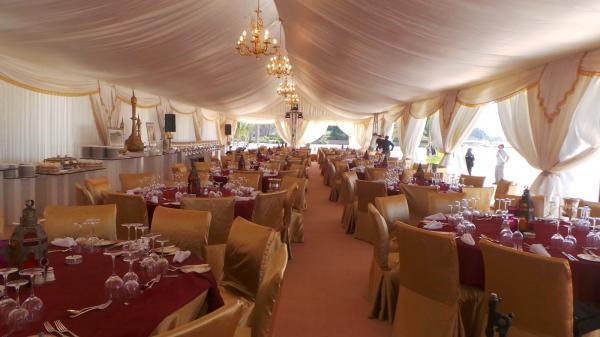 Bait Al Nokhada Tents & Fabric Shade LLC - Wedding Tents - Abu Dhabi
