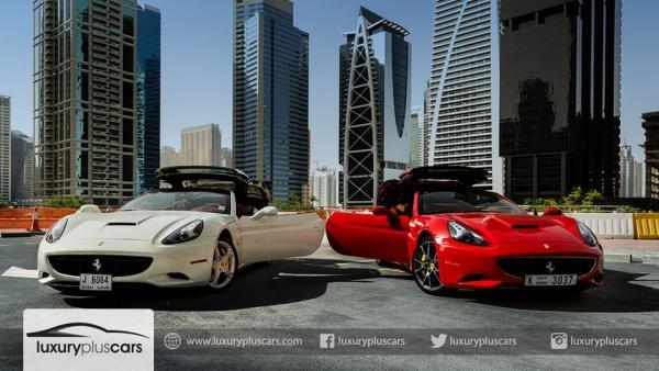 لكجوري بلس - سيارة الزفة - دبي