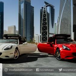 لكجوري بلس-سيارة الزفة-دبي-1