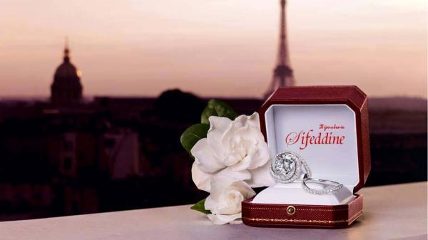 Bijouterie Sifeddine - Bagues et bijoux de mariage - Casablanca