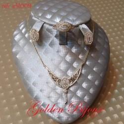 المجوهرات الذهبية-خواتم ومجوهرات الزفاف-الدار البيضاء-2