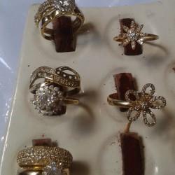 مجوهرات السيدة فردوس-خواتم ومجوهرات الزفاف-الدار البيضاء-4