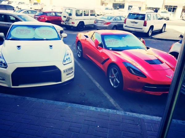 911 لتأجير السيارات - سيارة الزفة - دبي
