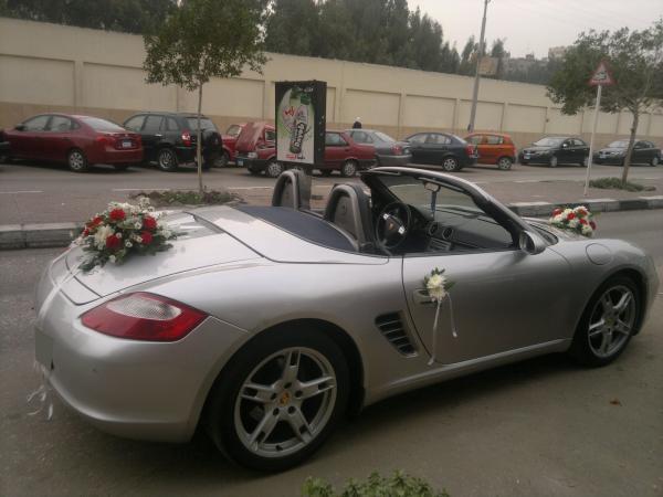 باور درايف - سيارة الزفة - دبي