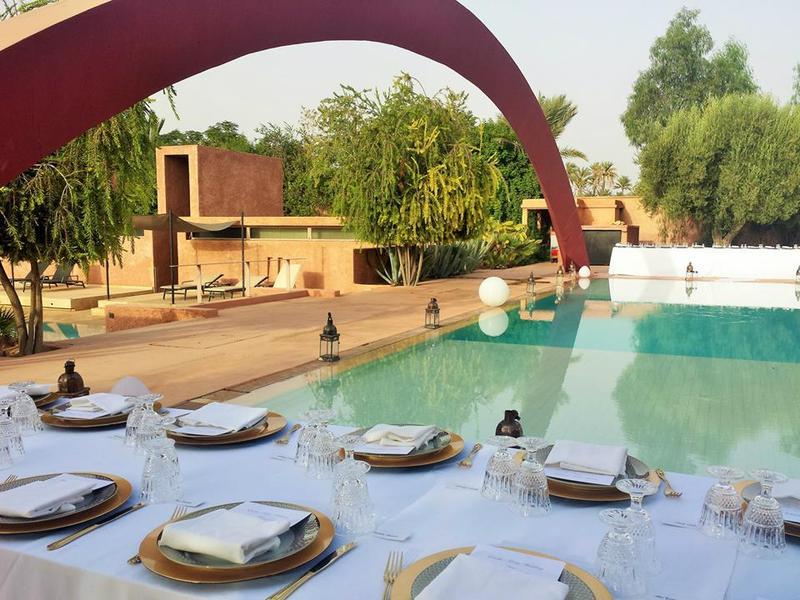 دار صبرا - الفنادق - مراكش