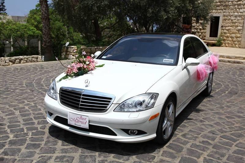 شوكايس - سيارة الزفة - بيروت