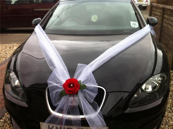 الاندلس - سيارة الزفة - دبي