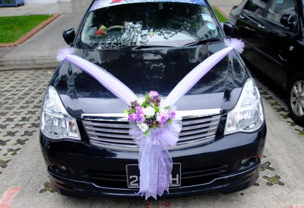 دياموند - سيارة الزفة - دبي