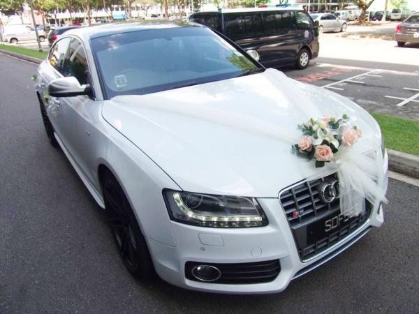الماس - سيارة الزفة - دبي
