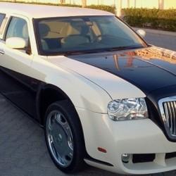 كونكشن شوفور-سيارة الزفة-دبي-4