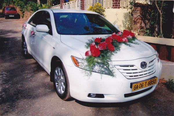 بادجت لبنان - سيارة الزفة - بيروت