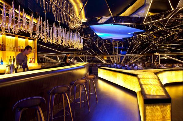 الجرا لونج - المطاعم - دبي