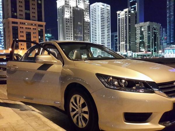 غراند واي ليموزين - سيارة الزفة - الدوحة