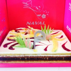 Naval-Gâteaux de mariage-Casablanca-5