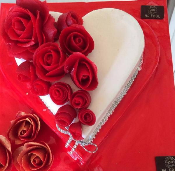 مخبوزات الفضل - كيك الزفاف - مراكش