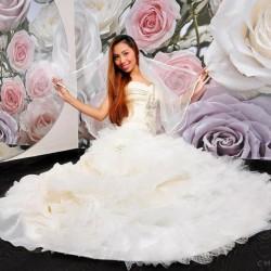 بي كول لفساتين الافراح-فستان الزفاف-مدينة الكويت-1