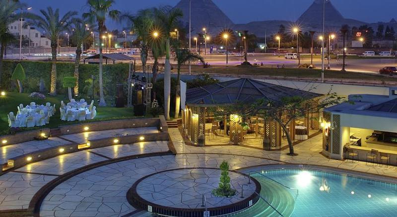 فندق ميركيور سفينكس القاهرة - الفنادق - القاهرة