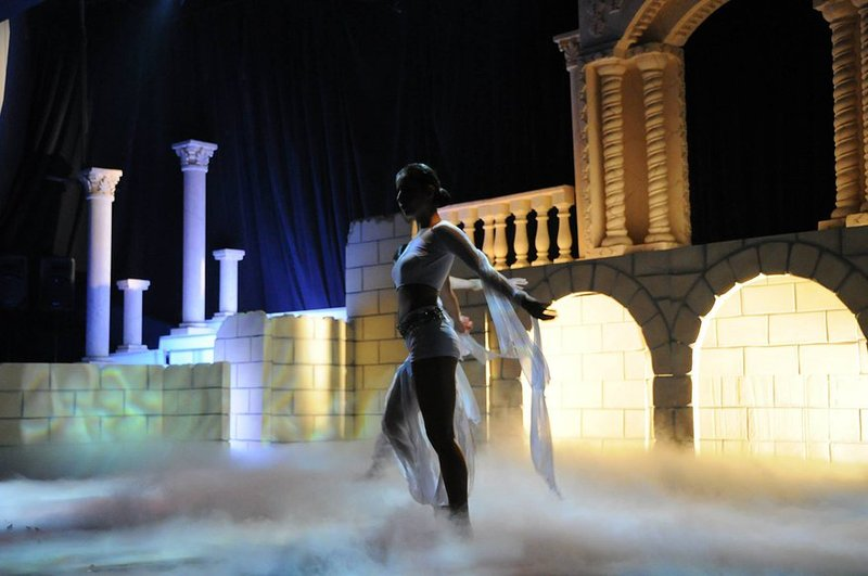 رقصات جروب - زفات و دي جي - دبي