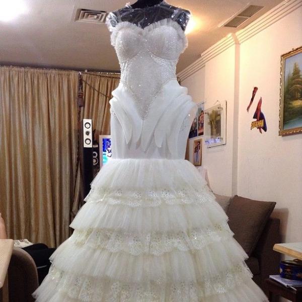 ابراج الغالية - فستان الزفاف - مدينة الكويت