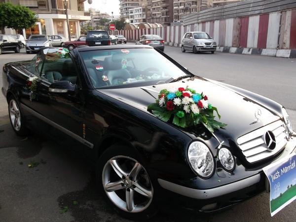 اوبشن ترافيل - سيارة الزفة - القاهرة