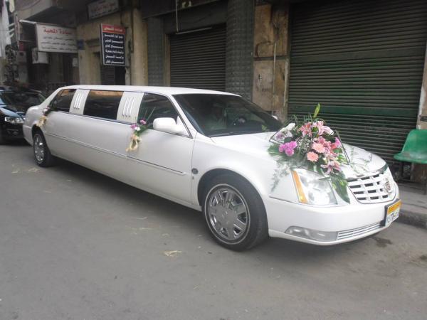 خلوصى تورز - سيارة الزفة - القاهرة