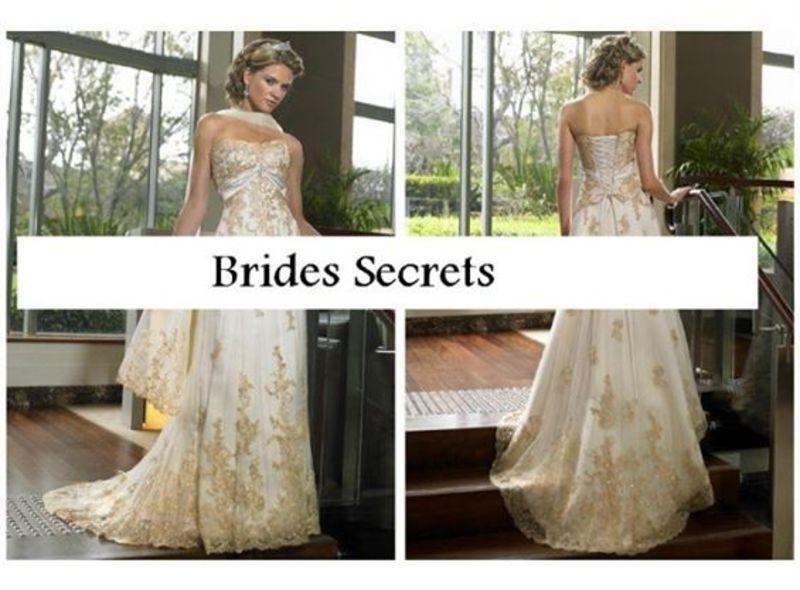 اسرار العرائس - فستان الزفاف - المنامة
