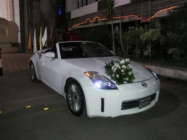 الزفه لإيجار السبارات - سيارة الزفة - القاهرة
