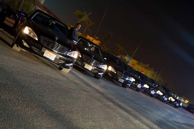 5 ستارز ترافيل اند ليمو - سيارة الزفة - القاهرة