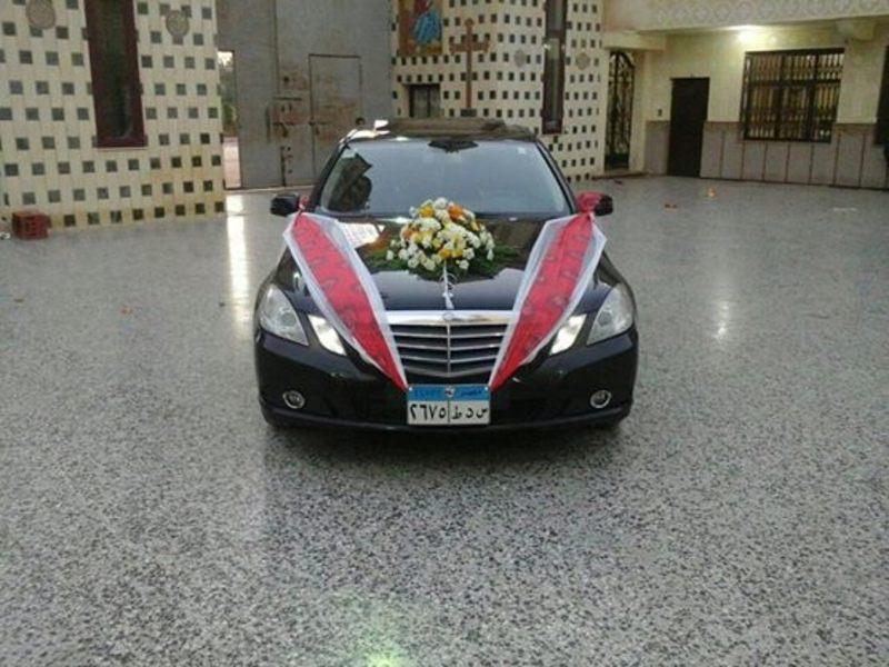 المصرية ليموزين - سيارة الزفة - القاهرة