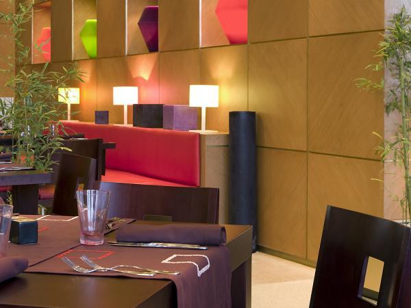 فندق إيبيس الدار البيضاء سيتي سنتر - الفنادق - الدار البيضاء