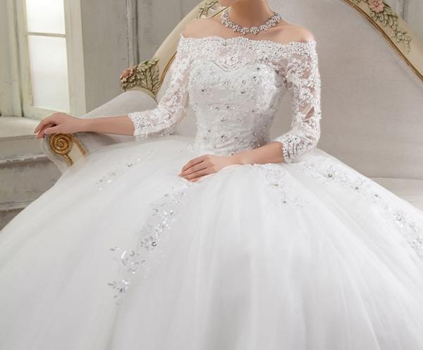 Bridal Gowns Kuwait : Chic boutique wedding gowns city of kuwait zafaf
