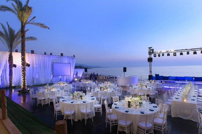 شاطئ سي فلو ريزورت - الفنادق - بيروت